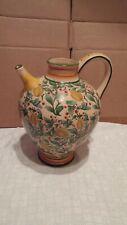 Teapot Citrus Flower Vase Tea Pot Ewer