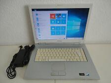 "Sony VAIO vgn-n21s portátil Notebook 15,4"" 1,73 GHz 120 GB HDD 2gb RAM de Windows 10"