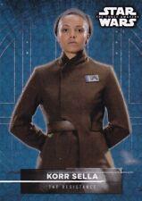 Korr Sella - 2016 Topps Star Wars Force Awakens, Sticker