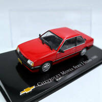 1/43 IXO Chevrolet Monza Serie I Sedan 1985 Diecast Models Toys Car Collection