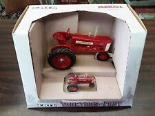 "1/16 & 1/641987 Ertl ""Tractors Of The Past"" McCormick Farmall 350 Die-Cast #630"