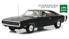 Greenlight 1:18 Artisan Collection Supernatural 1970 Dodge Charger Diecast 19046
