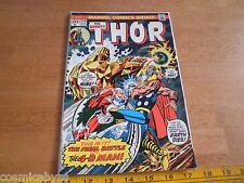 Thor 216 Bronze Age 1970's comic F