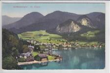 AK St. Gilgen, Salzkammergut, Gasthof Lueg, 1922