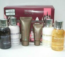 MOLTON BROWN Women's traveller 6 piece gift set shower gel shampoo lotion