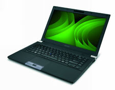 Toshiba Laptop i3 2.3GHz 320GB 4GB Webcam Computer Windows 10 64bit