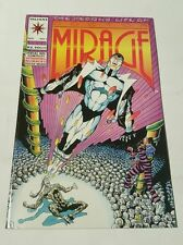 Doctor mirage # 1, 1993   valiant