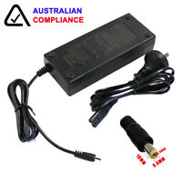 48V Battery Charger for ATV Quad E Series Electric Scooter eBIKE AU DC Adapter