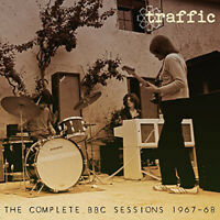 Traffic : The Complete BBC Sessions 1967-68 CD (2019) ***NEW*** Amazing Value