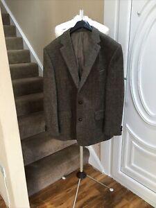 harris tweed jacket 44
