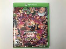 Ultimate Marvel vs. Capcom 3 GameStop Exclusive (Microsoft Xbox One, 2017)
