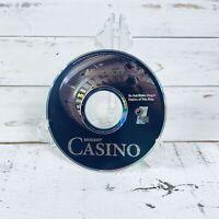 Microsoft Casino PC CD-ROM Software Video Game 2000
