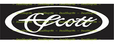 Scott Fly Fishing Rods - Outdoor Sports - Vinyl Die-Cut Peel N' Stick Decal