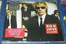 Bon Jovi - It's My Life / CD-Single 2000
