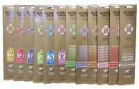 Gonesh Incense Sticks Extra Rich ( 5 10 20 50 100 Packs ) 20 Stick Packs U Pick