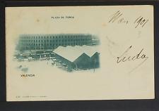 2471.-VALENCIA -Plaza de Toros (1901)(Postal Sin División)