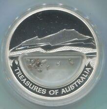 New ListingAustralia Dollar 2009 Treasures Of Australia Diamonds Silver Proof