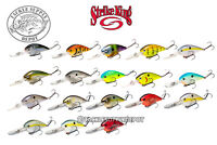Strike King KVD 1.5 Flatside Crankbait 2.25in 3/8oz - Pick
