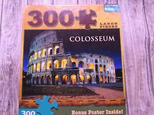 Roman Colosseum Jigsaw Puzzle - 300 Large Pieces - Buffalo Games