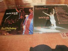 "paul mc cartney""live on t.v.in rio part two""cd album.ger.ram:008.de 1991."