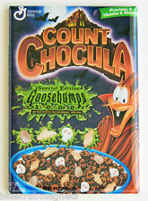 Count Chocula Goosebumps FRIDGE MAGNET (2 x 3 inches) cereal box monster
