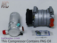 1996-1998 CHEVY/GMC BLAZER, S10, JIMMY 4.3L  REMAN  A/C COMPRESSOR KIT W/WRTY.