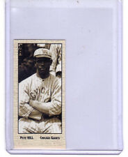 Pete Hill, Chicago American Giants Negro League T206 Centennial reprint #70