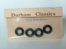 10 SETS 40 HIGH QUALITY BLACKWALL TIRES DURHAM CLASSICS also used on BROOKLIN