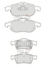 Vectra C Front and Rear Brake Pads Most Models '01-'04 NEXT DAY DELIVERY