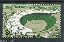 ALLEMAGNE FEDERALE, 1972, timbre 581, SPORTS, JEUX OLYMPIQUES MUNICH, neuf**