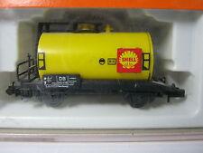 Arnold N 4350 Kesselwagen Shell DB gelb (RG/BR/4S3)