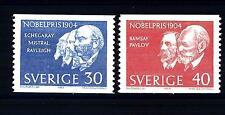 SVEZIA - 1964 - Premi Nobel 1904