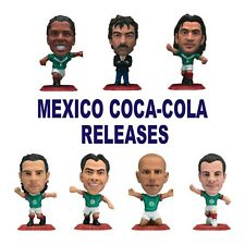 COCA-COLA MEXICO NATIONAL TEAM MICROSTARS - Choice of 29 Figures RED Base