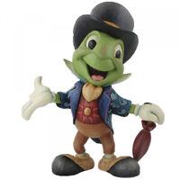Jim Shore Disney Traditions Cricket's The Name (Jiminy Cricket Figurine) 6005972