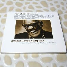 Ray Charles - Genius Loves Company 10th Anniversary Deluxw Edition CD+DVD #32-1