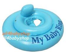 Bouée de natation et d'aquagym bleus