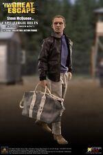 Star Ace 1/6 The Great Escape: Steve McQueen (Capt. Virgil Hilts)