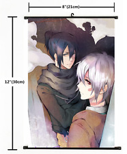 HOT Anime No.6 Shion & Nezumi Wall Poster Scroll Home Decor Cosplay 1597