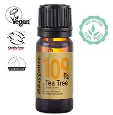 Naissance Tea Tree Essential Oil 10ml  Use in Aromatherapy, Massage Blend