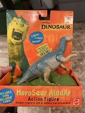 Mattel Walt Disney Dinosaur Movie HeroSaur AladAr Action Figure 2000 New 89978