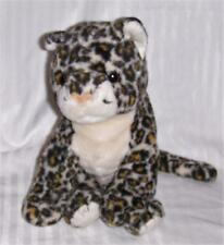 "10"" TY SNEAKY THE LEOPARD PLUSH STUFFED ANIMAL TOY-2000 RETIRED BEANIE BUDDY CAT"