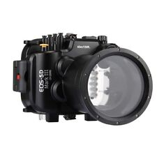 40m Waterproof Underwater Housing for Canon EOS-5D Mark III Camera