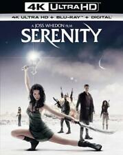 Serenity New 4K Ultra Hd Blu-Ray