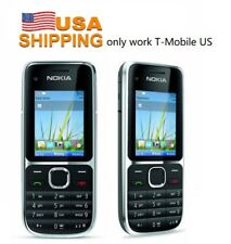 Nokia C2-01 RM-721 Black 3.2MP (T-mobile) Music and Video Player Mobile Phone
