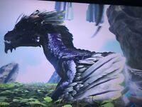 ARK SURVIVAL EVOLVED XBOX ONE PVE FEAR EVOLVED EVENT PURPLE ROCK DRAKE 190 Clone