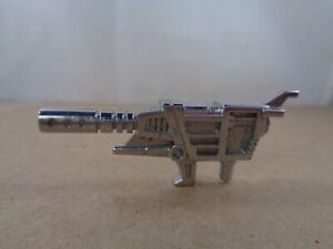 Transformers G1 JUMPSTARTER Chrome Plastic Gun Only , Vintage Item