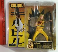 "KILL BILL ""THE BRIDE"" Series 1 Action Figure NECA Reel Toys 2004"