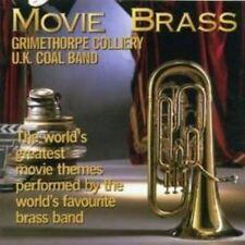 Grimethorpe Colliery Band - Movie Brass (NEW CD)