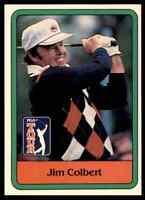 1981 DONRUSS GOLF PGA TOUR JIM COLBERT #21