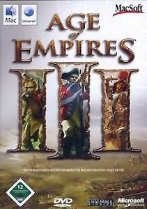 Age of Empires III von MacSoft   Game   Zustand gut